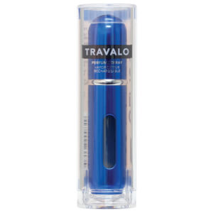 Travalo Classic HD Atomiser Spray Bottle - Blue (5ml)