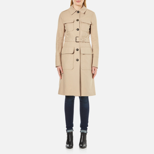 Belstaff Women's Allonby Trench Coat - Light Beige