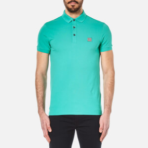 BOSS Orange Men's Pavlik Polo Shirt - Turquoise
