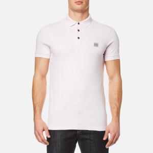 BOSS Orange Men's Pavlik Polo Shirt - Pastel Pink
