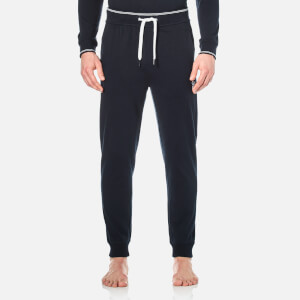 BOSS Hugo Boss Men's Cuffed Jogging Pants - Navy