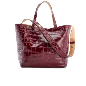 Elizabeth and James Women's Eloise Tote Bag - Oxblood
