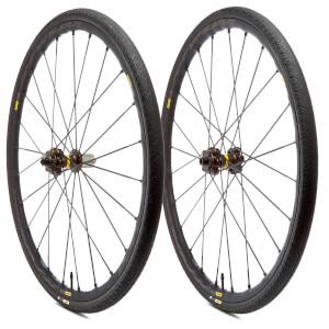 Mavic Ksyrium Pro Disc Allroad Clincher Wheelset 2017
