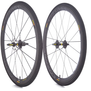Mavic Cosmic Ultimate Clincher Wheelset