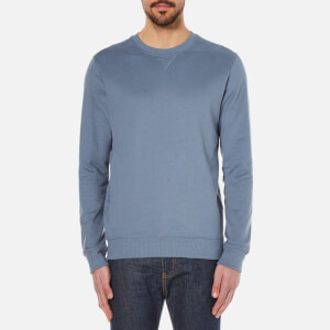 Selected Homme Men's Boris Crew Neck Sweatshirt - Blue Mirage