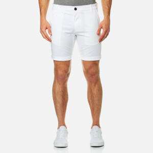 Selected Homme Men's Paris Chino Shorts - Bright White