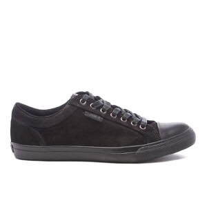Polo Ralph Lauren Men's Geffrey Trainers - Black/Black
