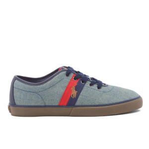 Polo Ralph Lauren Men's Halford-NE Trainers - Blue