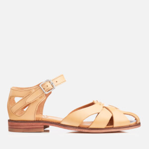 Hudson London Women's Tilda Leather Sandals - Nude