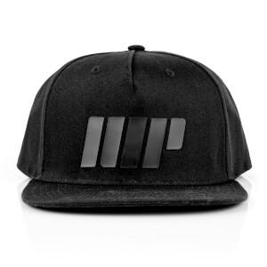 Kepurė su snapeliu - Juoda