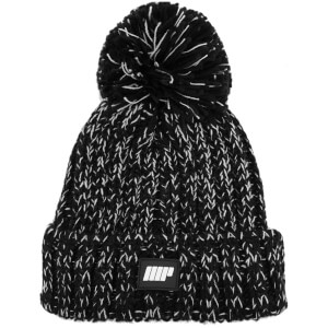 Bobble Hat – Svart