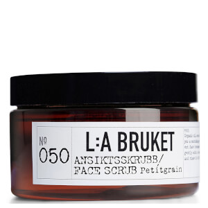 L:A BRUKET No. 050 Face Scrub 100ml