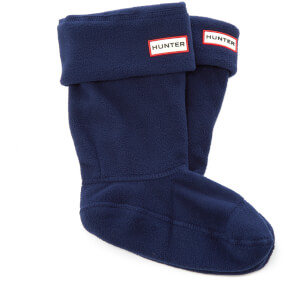 Hunter Kids' Original Boot Socks - Navy