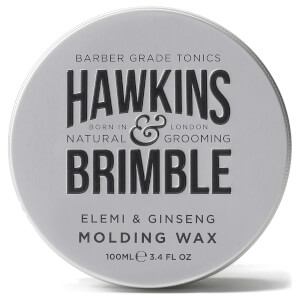 Hawkins & Brimble Hair Moulding Wax 100ml