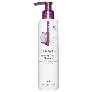 derma e Firming Cleanser with DMAE Alpha Lipoic and C-Ester