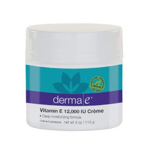 derma e Vitamin E 12000 IU Crème
