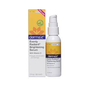 derma e Evenly Radiant Serum