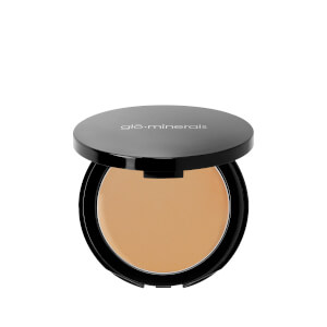 Glo Skin Beauty Pressed Powder - Golden Dark