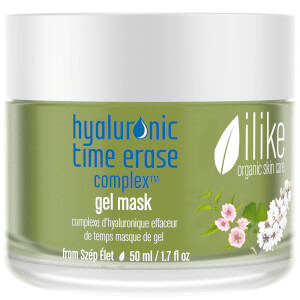 ilike organic skin care Hyaluronic Time Erase Complex Gel Mask