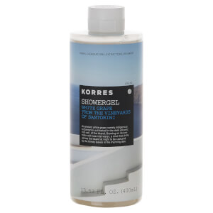 Korres White Grape Shower Gel