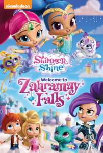 Shimmer And Shine: Welcome To Zahramay Falls