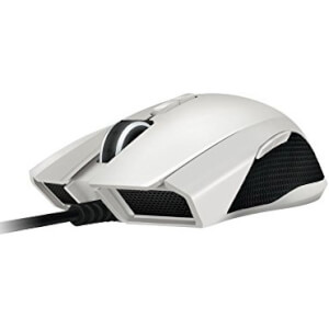 Razer Taipan Expert Ambidextrous Gaming Mouse - White (2 Year Warranty)