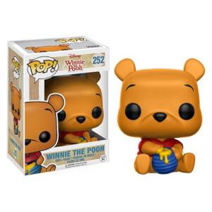 Disney Winnie the Pooh Seated Pooh Pop! Vinyl Figure