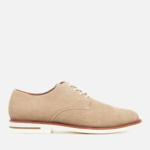 Polo Ralph Lauren Men's Torian Suede Derby Shoes - Milkshake