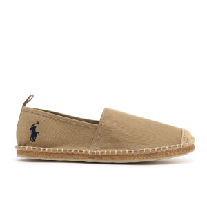 Polo Ralph Lauren Men's Barron Espadrilles - Morgan Tan