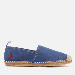 Polo Ralph Lauren Men's Barron Espadrilles - Newport Navy