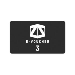 ZBOX : Bon d'achat de 3 mois