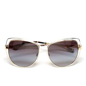 MICHAEL MICHAEL KORS Women's Audrina I Sunglasses - Silver/Gold
