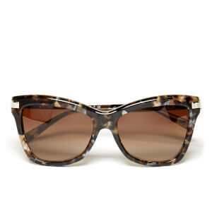 MICHAEL MICHAEL KORS Women's Audrina III Sunglasses - Brown Mosaic