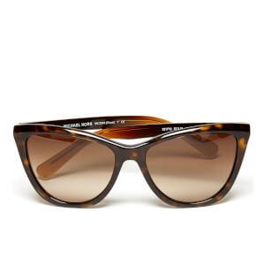 MICHAEL MICHAEL KORS Women's Divya Sunglasses - Dark Tortoise