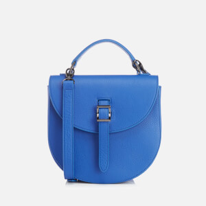 meli melo Women's Ortensia Saddle Bag - Cobalt Blue