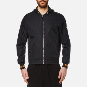 McQ Alexander McQueen Men's Hooded Blouson Jacket - Darkest Black