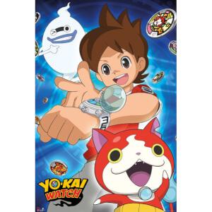 Yo-Kai Watch Trio Maxi Poster - 61 x 91.5cm
