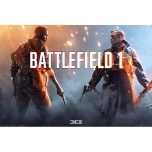 Battlefield 1 Squad Maxi Poster - 61 x 91.5cm