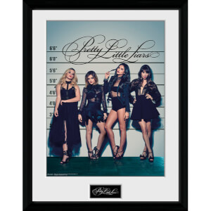 Pretty Little Liars Line Up Framed Photographic - 16