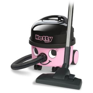 Numatic HET160 Hetty Compact 160 Vacuum - Pink
