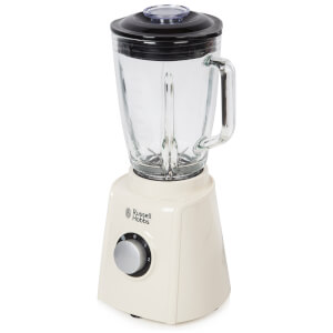 Russell Hobbs 1899320 Creations Glass Jug Blender - Cream