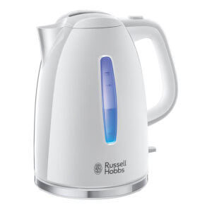 Russell Hobbs 22590 Textures Jug Kettle - White