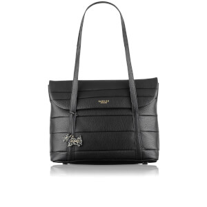 Radley Women's Berwick Street Medium Flapover Tote Bag - Black