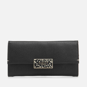 Radley Women's Columbia Road Large Foldover Matinee Purse - Black