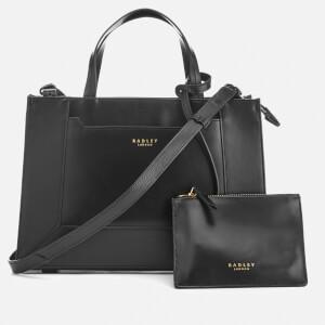 Radley Women's Hardwick Ziptop Multiway Bag - Black
