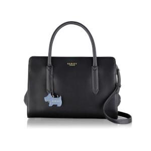 Radley Women's Liverpool Street Medium Ziptop Multiway Bag - Black