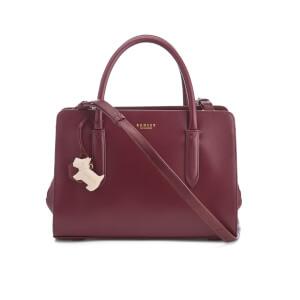 Radley Women's Liverpool Street Medium Ziptop Multiway Bag - Burgundy