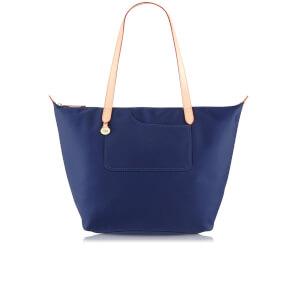 Radley Women's Pocket Essentials Large Zip Top Tote Bag - Navy