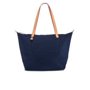 Radley Women's Pocket Essentials Large Zip Top Tote Bag - Navy