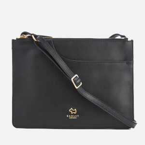 Radley Women's Pockets Medium Cross Body Pocket Compartment Bag - Black
